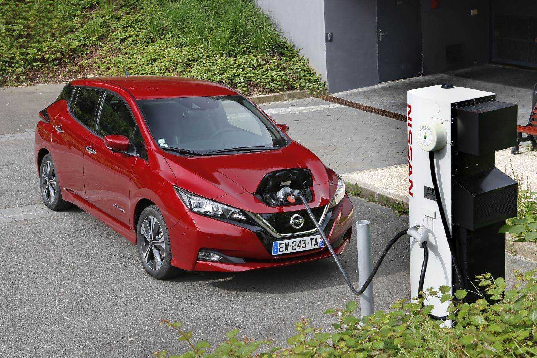 Nissan: батареи новых Leaf могут служить более 20 лет
