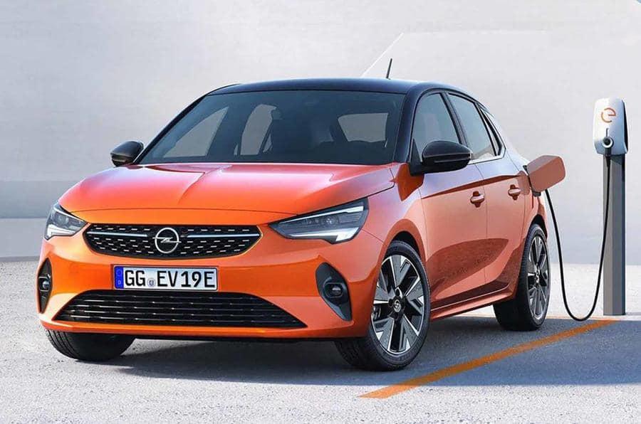 Электромобиль Opel eCorsa: первые изображения и характеристики