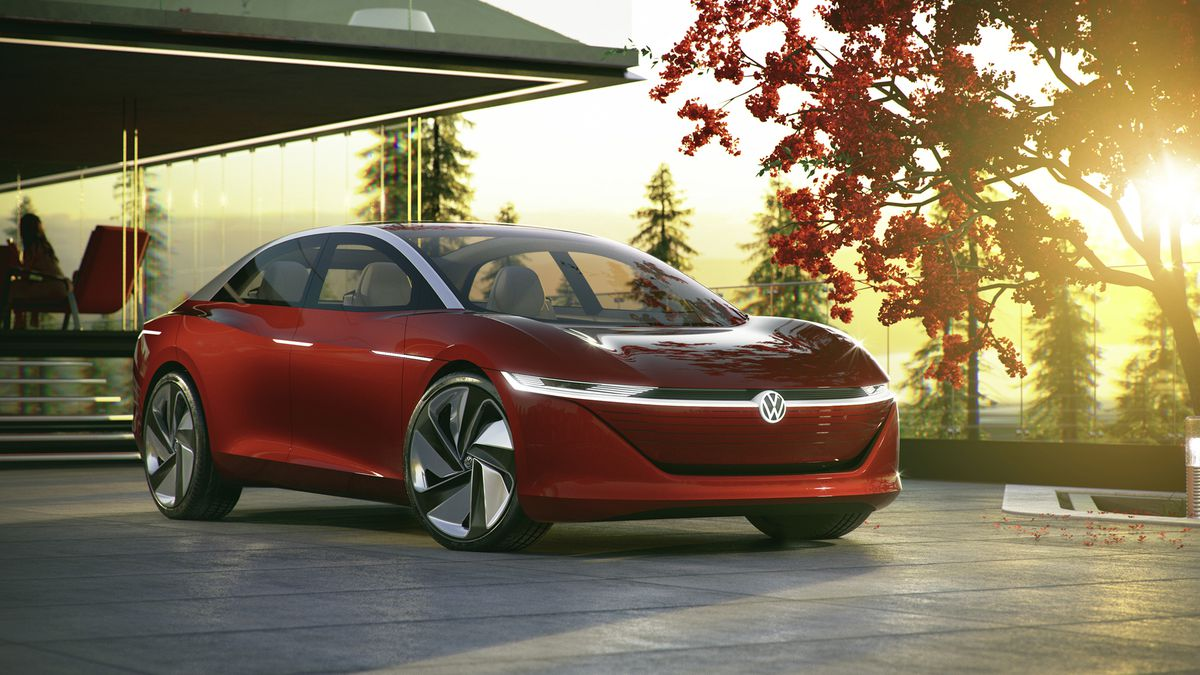 Volkswagen кардинально увеличит срок службы батарей в электромобилях