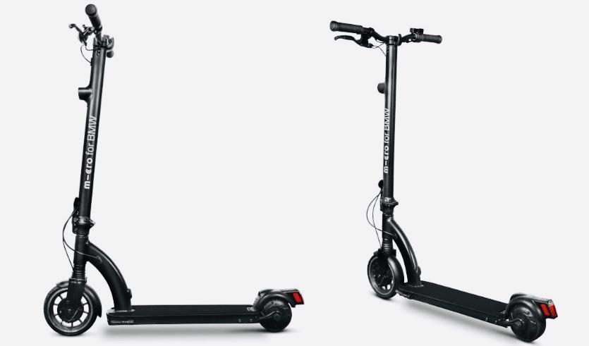 BMW представила электросамокаты E-Scooter
