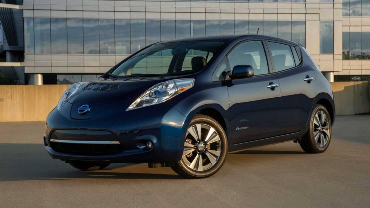 Nissan Leaf 2016-2017